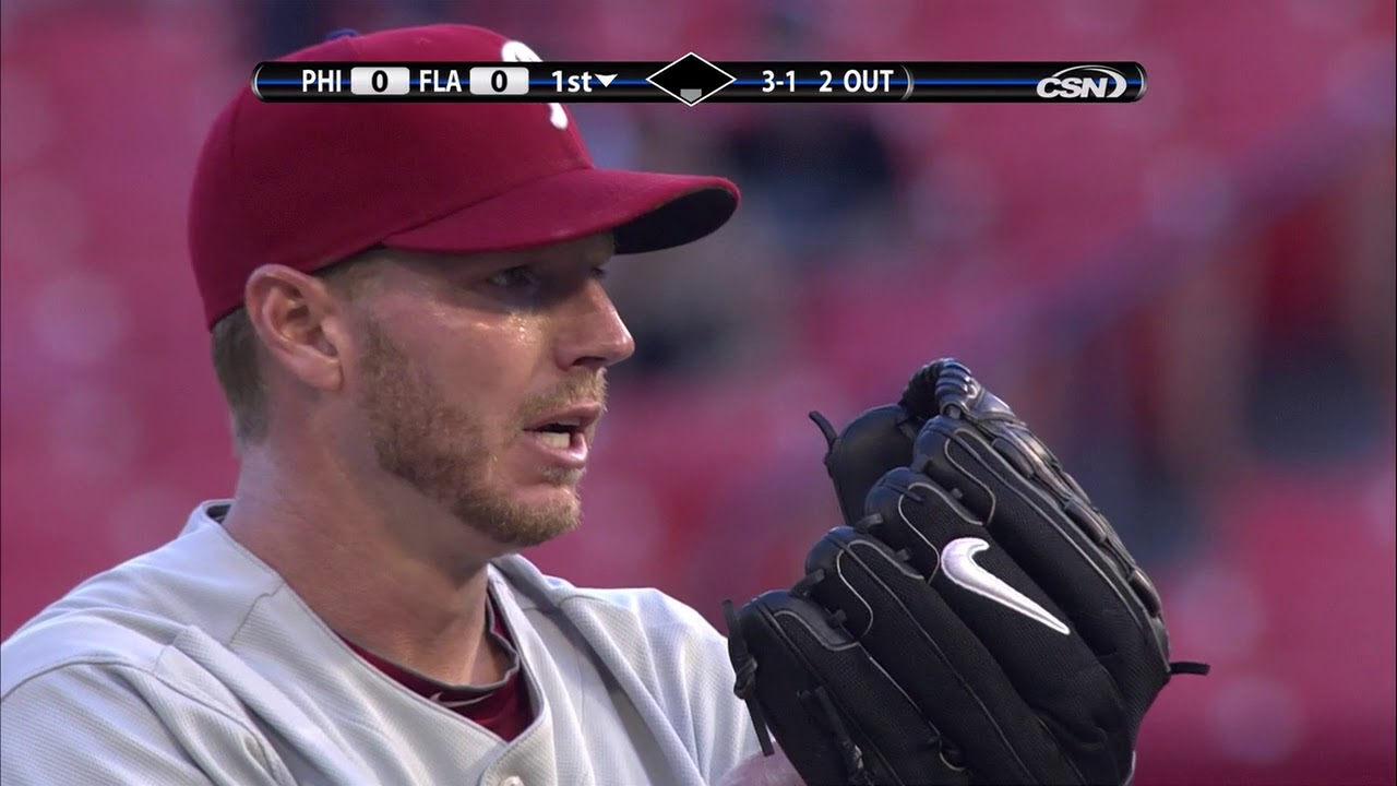 What was it like facing Roy Halladay the night he was perfect? An ...