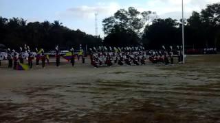 Drumband Bina Taruna Jaya Kec.Damar Belitung Timur