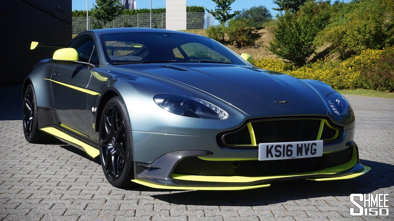Aston Martin Gt8 Our Favourite Engine Sound Youtube