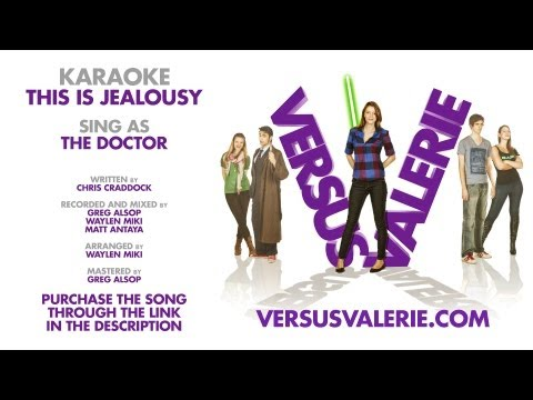 KARAOKE SOLO - This Jealousy - Sing as The Doctor