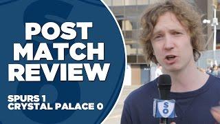 Video Gol Pertandingan Tottenham Hotspur vs Crystal Palace