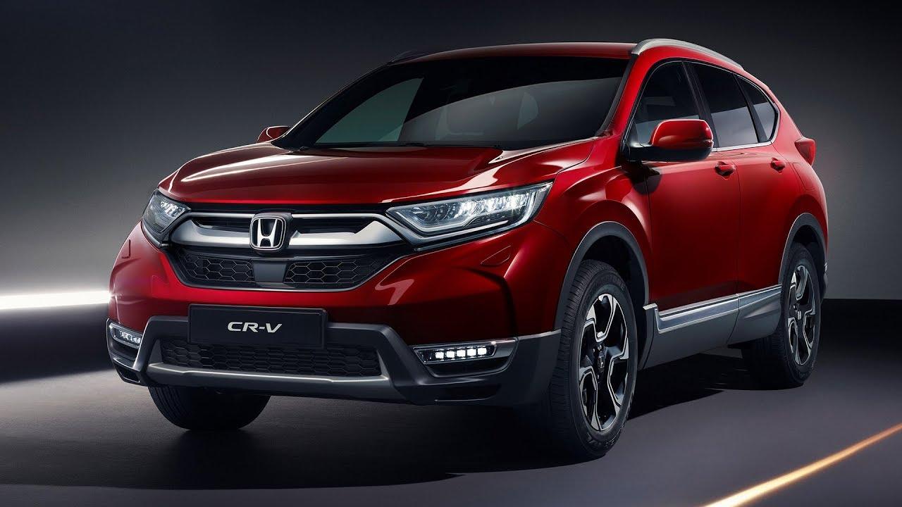 2018 Honda Cr V Eu Spec