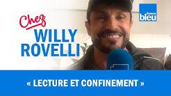 HUMOUR | Lecture et confinement - Willy Rovelli met les points sur les i