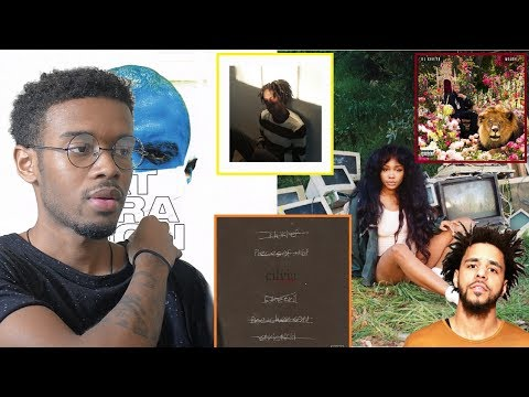 5 SONGS I'M LISTENING TO - 6/15/17