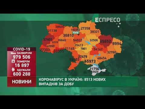 Коронавирус в Украине: статистика за 22 декабря