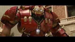 Мстители 2:Эра Альтрона - Русский трейлер