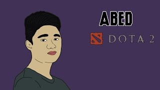 The Story of Abed | Abed Azel Yusop | Fnatic | Dota 2 | Biography | Profile