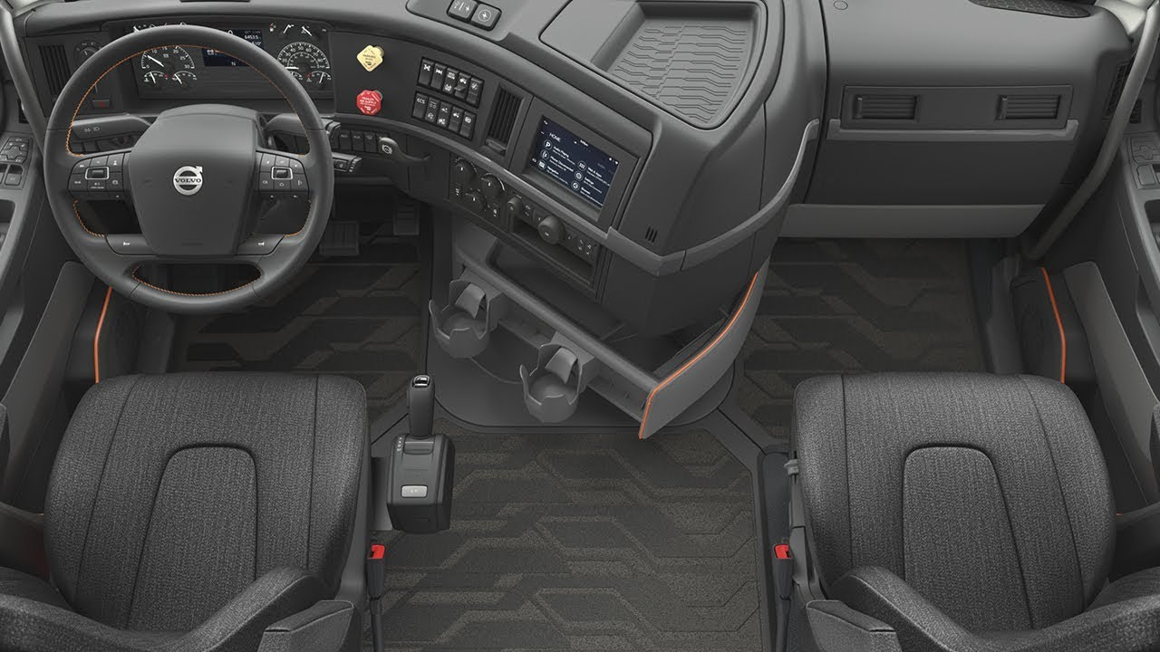 5 World S Most Comfortable Trucks You Could Live In