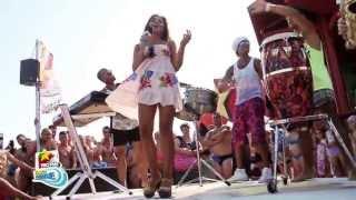Mandinga - Zaleilah LIVE Costinesti (ProFM Baga Mare)
