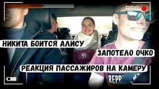 У пассажира вспотело очко от слов Яндекс Алисы