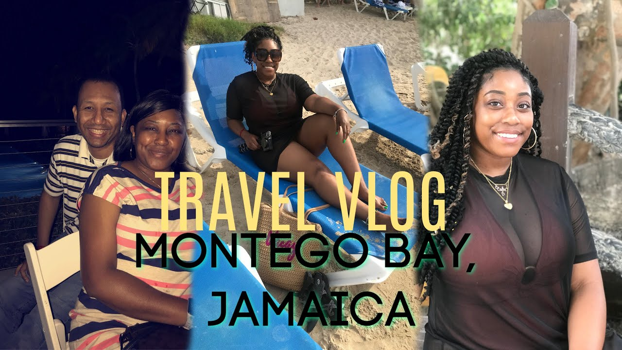 JAMAICA TRAVEL VLOG| pt.1