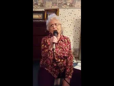 Sylvia Jeneanne -  Brown Eyes Blue, Tennessee Waltz, and...