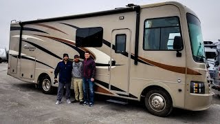We got a new RV for our Disc Golf Adventures