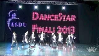 James Bond 007 | Show Dance | Swap 2013 by @aforce1tse @adamnemethaf1