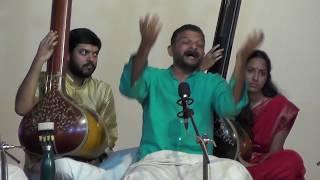 T.M.Krishna l Svanubhavam | A Sublime Experience l Bharat Sangeet Utsav 2017