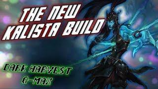 C9 Sneaky | The NEW & BETTER Kalista Build? (ft. Doggo)