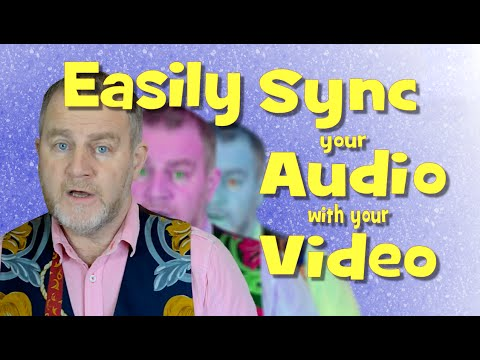 EASILY SYNC YOUR AUDIO TO VIDEO WITH SONY VEGAS