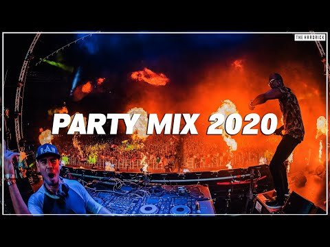 Party Mix 2020 - Best of EDM Party Electro House Mashup Music Mix 2020