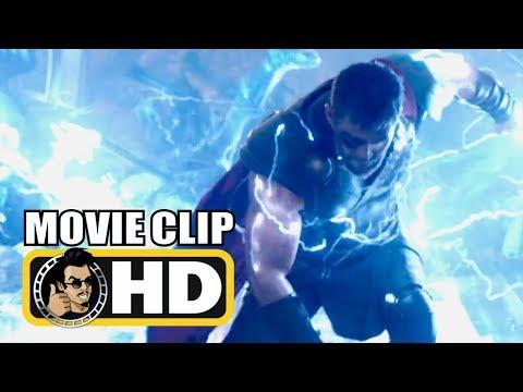 Тор: Рагнарёк (2017) Отрывок из фильма - Бог грома | Marvel Studios HD