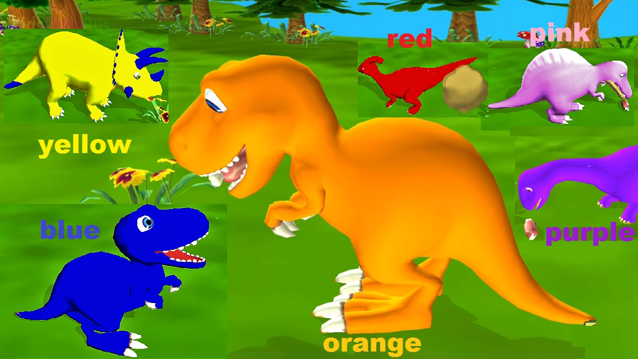 dinosaurs videos for toddlers