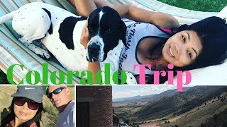 Awesome Colorado Trip with beautiful views of the mountains and pic...