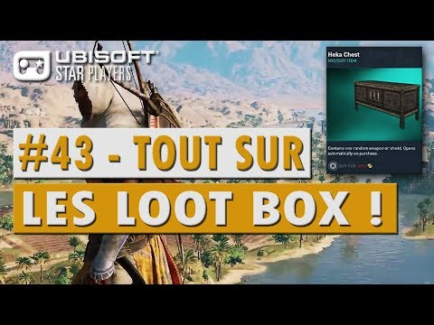 "🎮 Assassin s Creed Origins : "" Les Loot Box ! """
