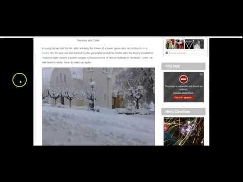 Ragnarök Cometh News Update #1: Big Energy Hit, Hawaii Record Cold, Russian Volcano Erupts