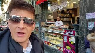 812018 zu Fuß durch Damaskus