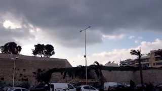 Ομάδα Αεροπορικών Επιδείξεων της ΠΑ, Ηράκλειο, Τρίτη 4/11/2014