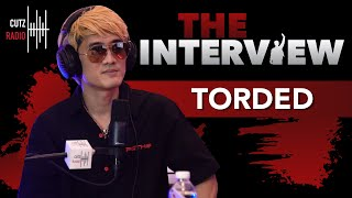 CUTZRADIO [ THE INTERVIEW ] - TORDED