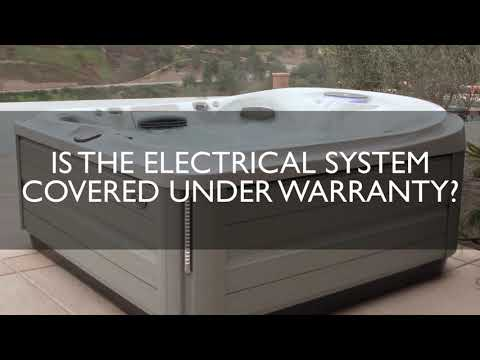 Hot Tub Electrical Information