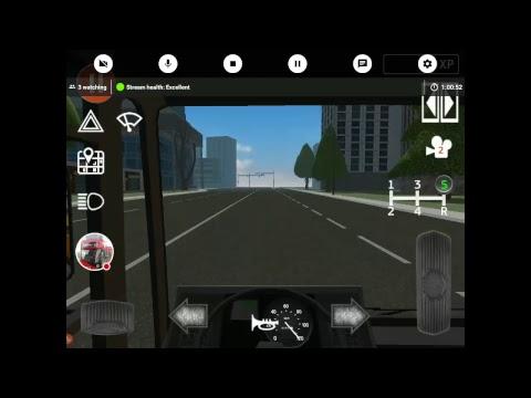 Public Transport Simulator Stream