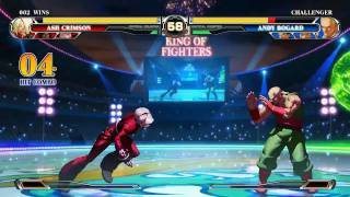 Arcade Infinity - King of Fighters XII Player matches 1