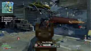 Modern Warfare 3: Fast ACR M.O.A.B on Interchange!   IN REAL LIFE Video Extra!