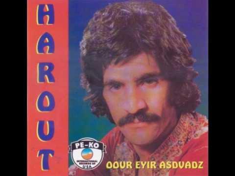 Harout - Sev Achere
