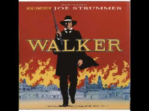 Joe Strummer - Walker (OST) (1987) (Full Album)