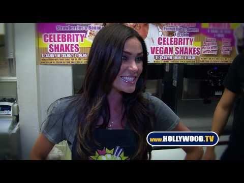 Jasmine Waltz Launches 'Sinful Shake' at Millions of Milkshakes! (FULL VERSION)