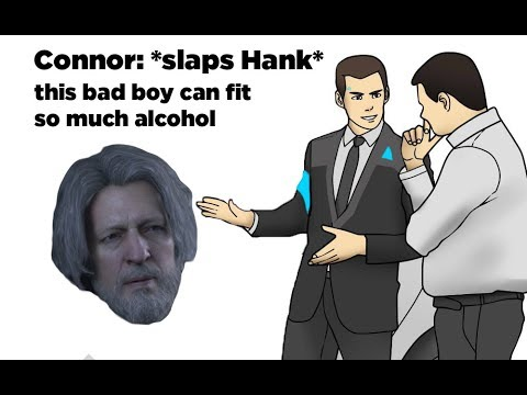 Connor Finds Out How Hank S Son Died Detroit Become Human Youtube