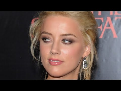 La Doble Vida De Amber Heard Completamente Revelada
