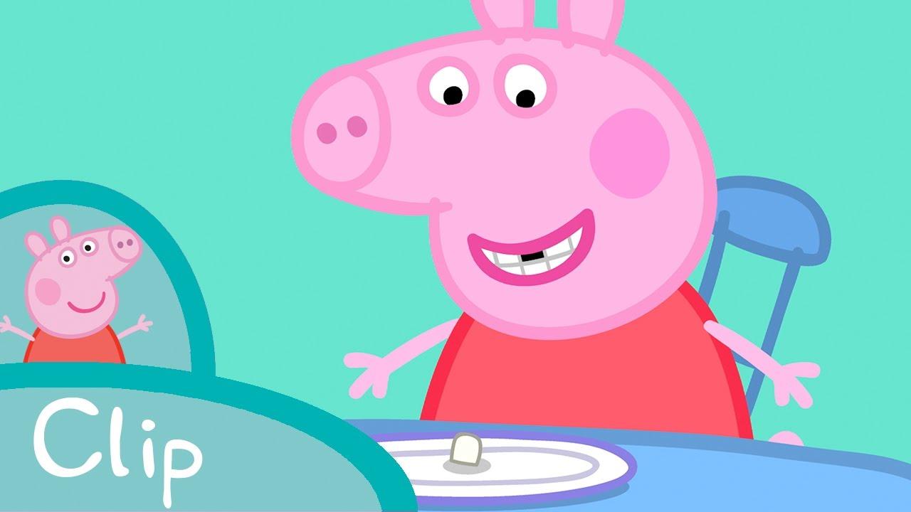 Peppa pig fran ais la dent de peppa peppapigenfrancais - Pepapig francais ...