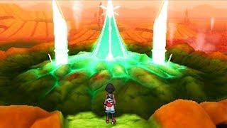 Pokémon Ultra Moon: Celesteela's Ultra Crater