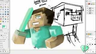 cube land speed art inspired by the slamacowcreations video by powa