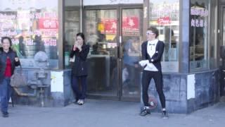 Spandex Style - Gangnam Parody w/ Spandy Andy
