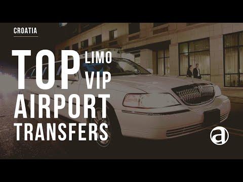 Stretch Limousine Lincoln | Airport Transfer Zagreb | VIP Travel Concierge  antropoti