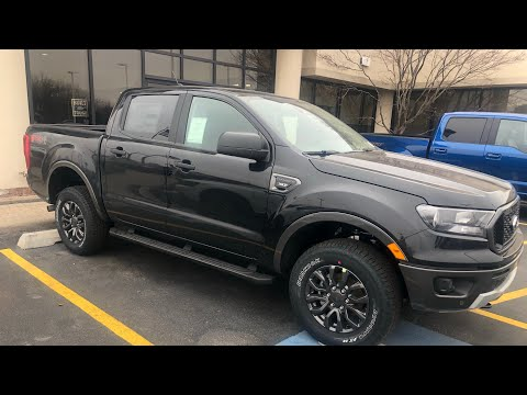 2019 Ford Ranger XLT!!! Is it the Tacoma Killer?樂路u200d♂️❓