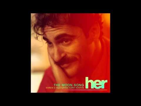 Karen O feat. Ezra Koenig -  The Moon Song (Her OST)