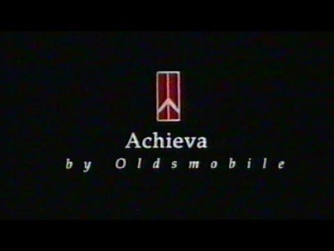 Oldsmobile Achieva Commercial, Mar 17 1995