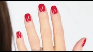 Lisa Eldridge - Shellac Nails Tutorial