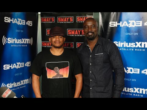 PT. 1 Mike Colter Speaks on being in the new film Girls Trip, Sway's Cameo in Luke Cage