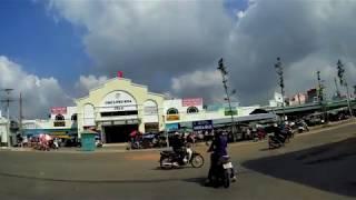 Chợ Long Hoa Tây Ninh mới   17.11.2019